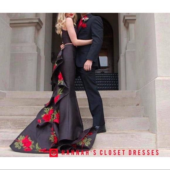 66c5db55058cf Sherri Hill 51027 Dress. M_5c80bbe7035cf1bdfdd9a1f7